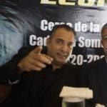 Carmelo Naut y Leonel Fernández