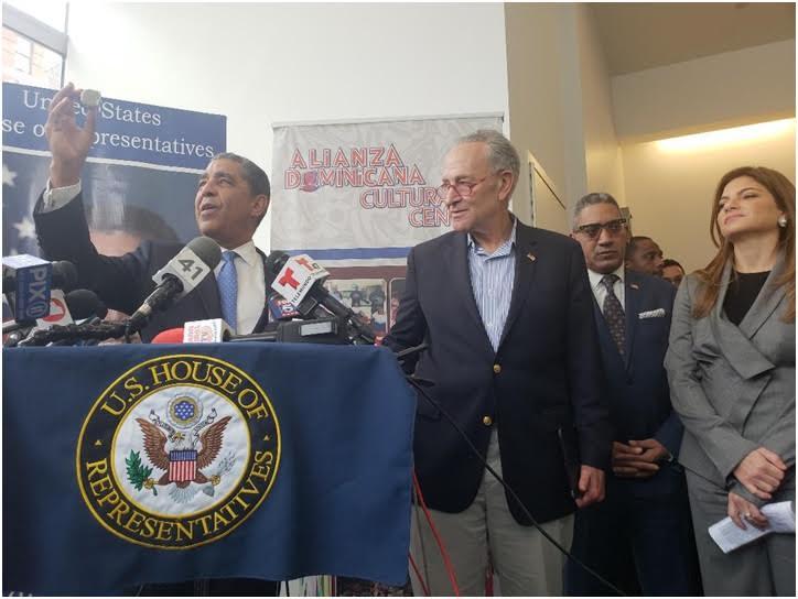 Congresistas en Estados Unidos afirman República Dominicana sigue siendo el destino turístico de primer orden