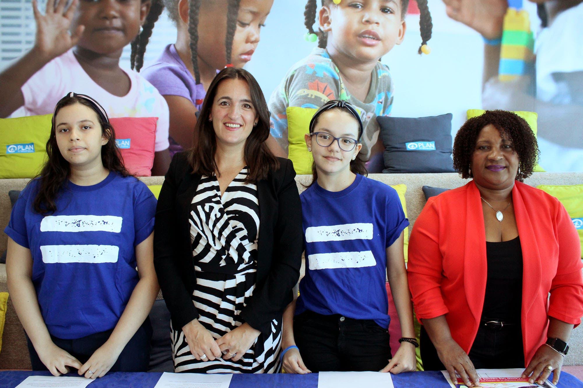 Una de cada cinco niñas está casada en República Dominicana