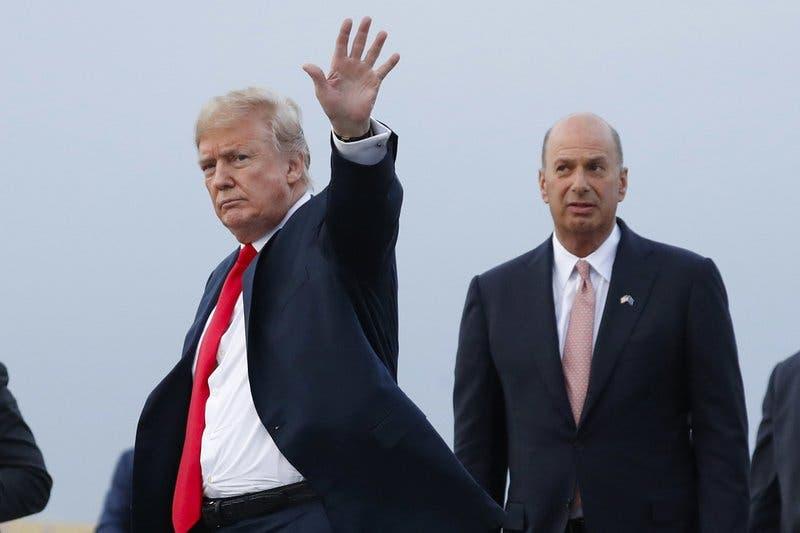 Gobierno de EEUU prohíbe a embajador declarar en el Congreso