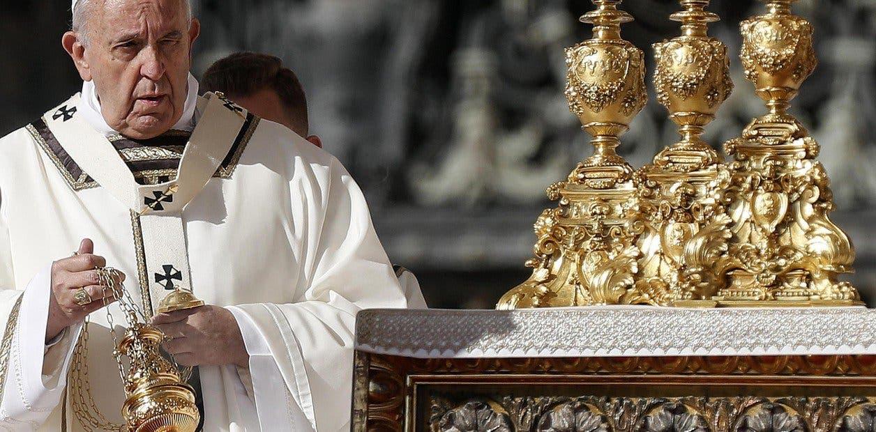 El papa pide la paz social en Ecuador