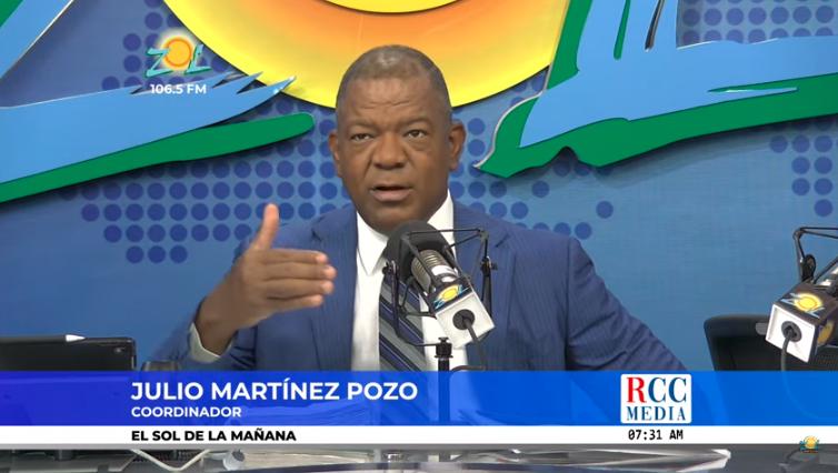 VIDEO: Julio Martínez Pozo da nuevos detalles de posible salida de Leonel del PLD