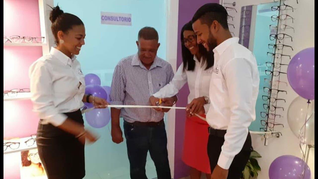 Inauguran en San Cristóbal Centro de Salud Visual Uribe al servicio de la comunidad
