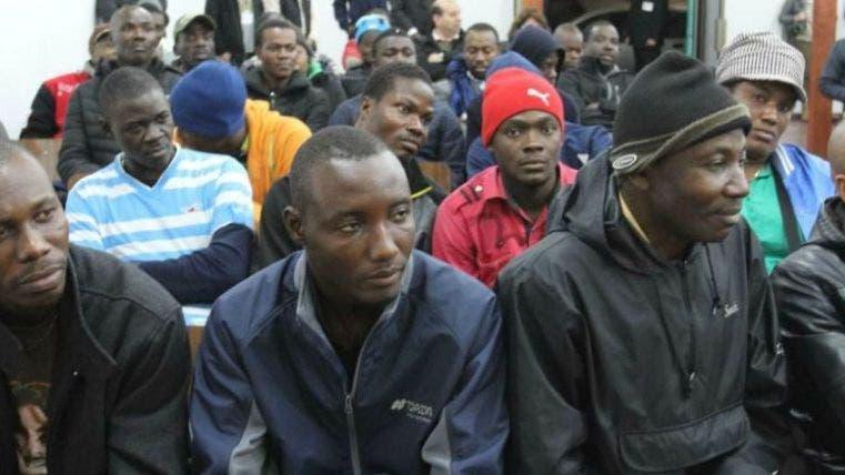 Detienen a cientos de indocumentados en operativos Migración