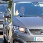 Juan Carlos y doña Sofía