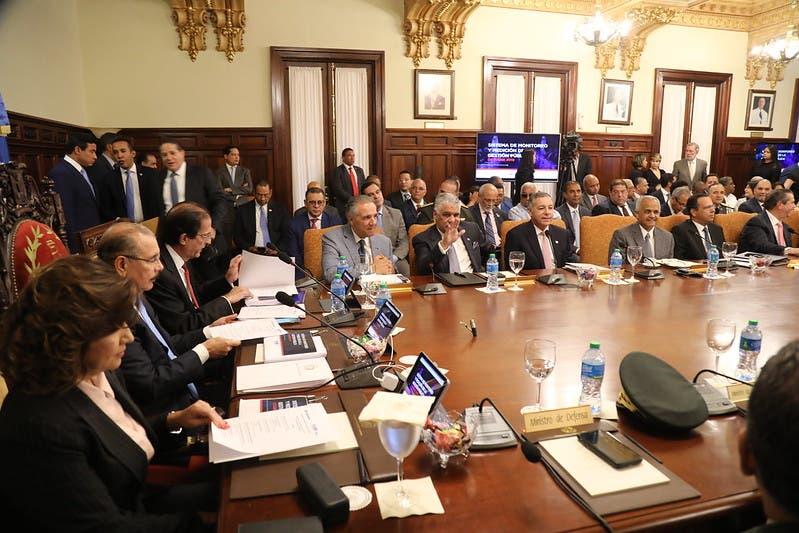 Montalvo: «Último año gestión Danilo Medina estará lleno de promesas cumplidas»