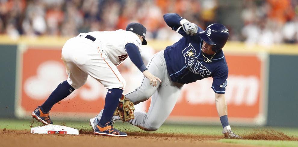 Adames sentencia a Verlander y Rays empatan serie ante Astros de Houston