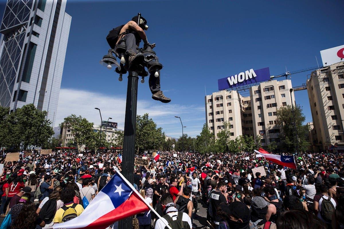 Sebastián Piñera anuncia levantamiento de todos los estados de emergencia de Chile
