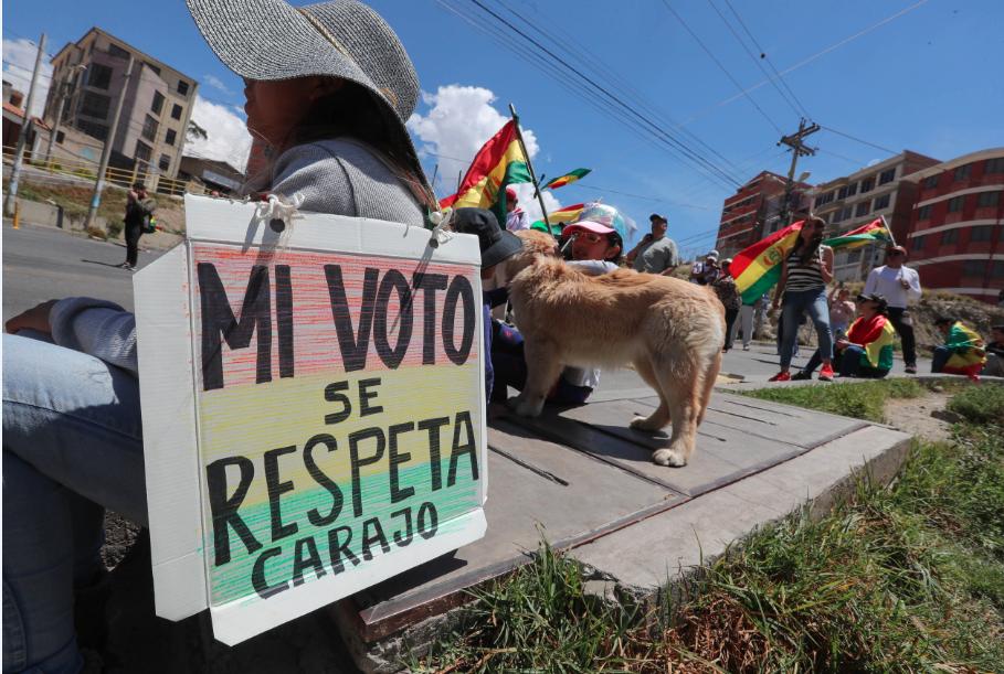 Órgano electoral de Bolivia acepta auditoría de organismos internacionales tras victoria Evo Morales