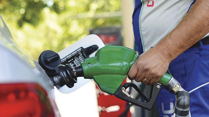 Precios de los combustibles: Gasolinas bajan, pero el  GLP sube
