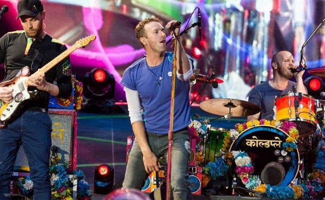 Coldplay comunica por correo a sus fans que sacará un nuevo doble álbum