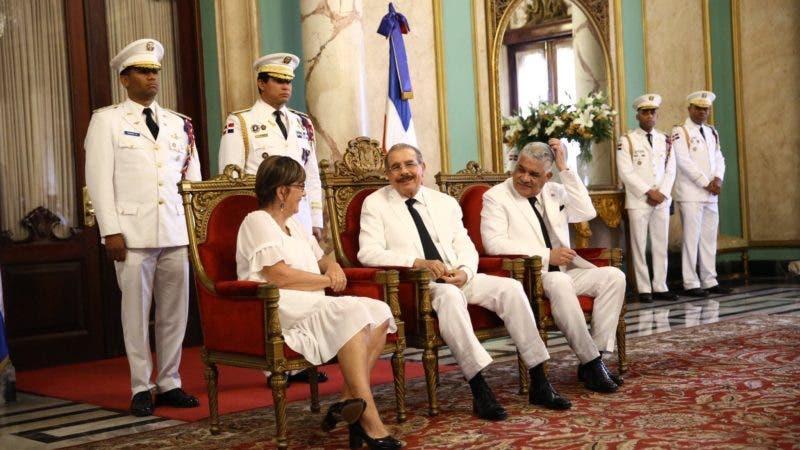 Danilo Medina habla sobre primarias