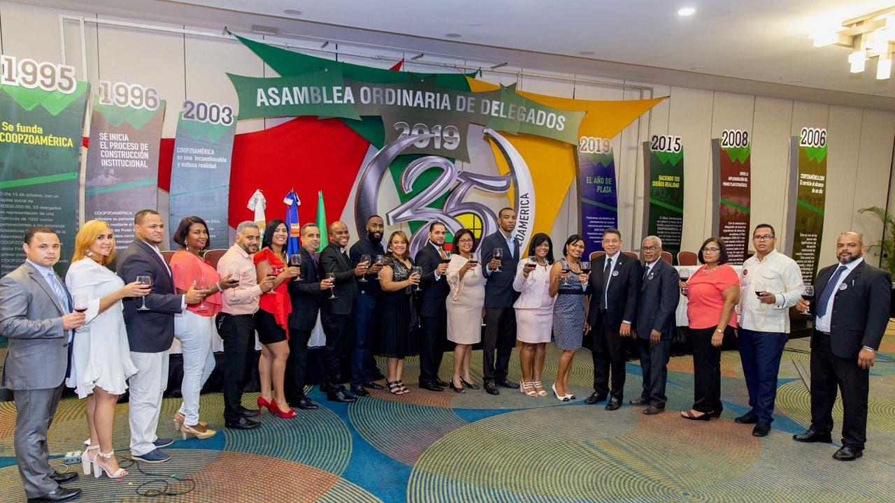 COOPZOAMERICA celebra 25 aniversario al servicio de sus asociados