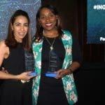 Directivas de INAPA al recibir Premio