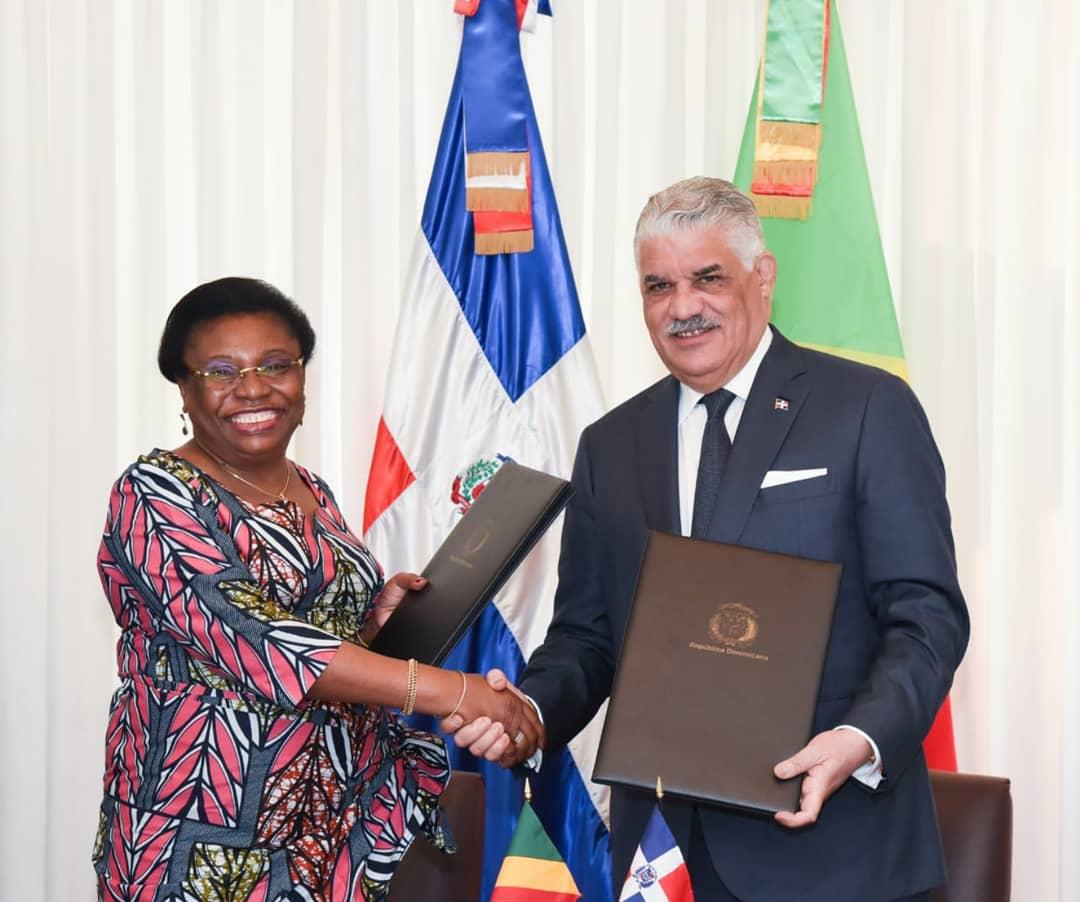 RD y República del Congo acuerdan relaciones diplomáticas
