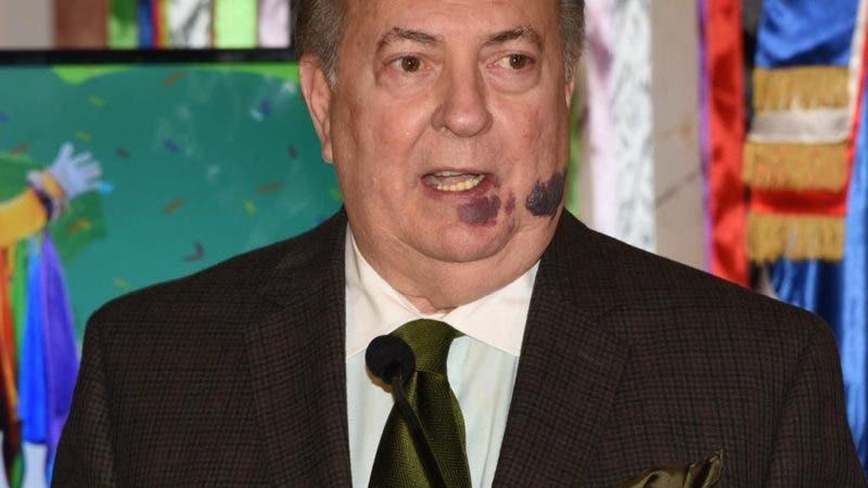 Eduardo Selman, secretario de Finanzas del PLD, miembro del comité político