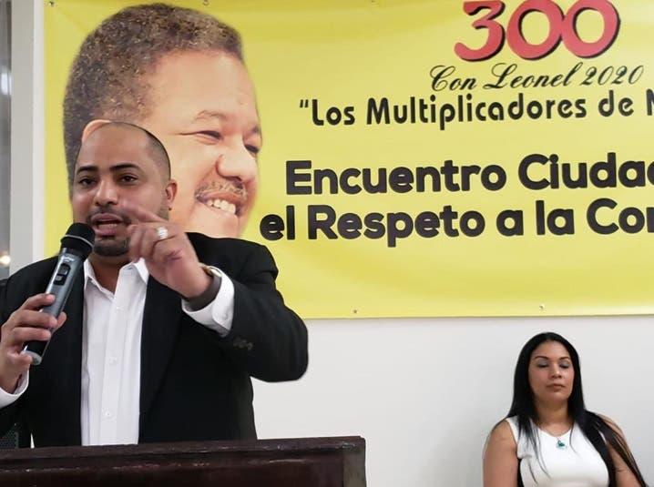 Efectuarán asamblea en NY para apoyar lo que diga Leonel