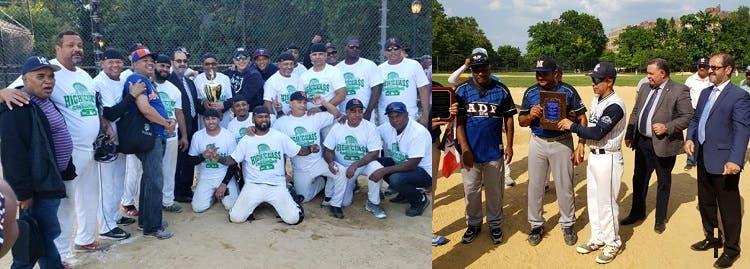 """Equipo softball """"High Class NY"""" participará de torneo en RD"""