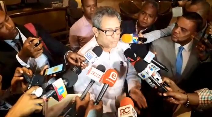 «Felucho» Jiménez: Estamos seguros de que Leonel Fernández «se irá por sus propios pies» del PLD