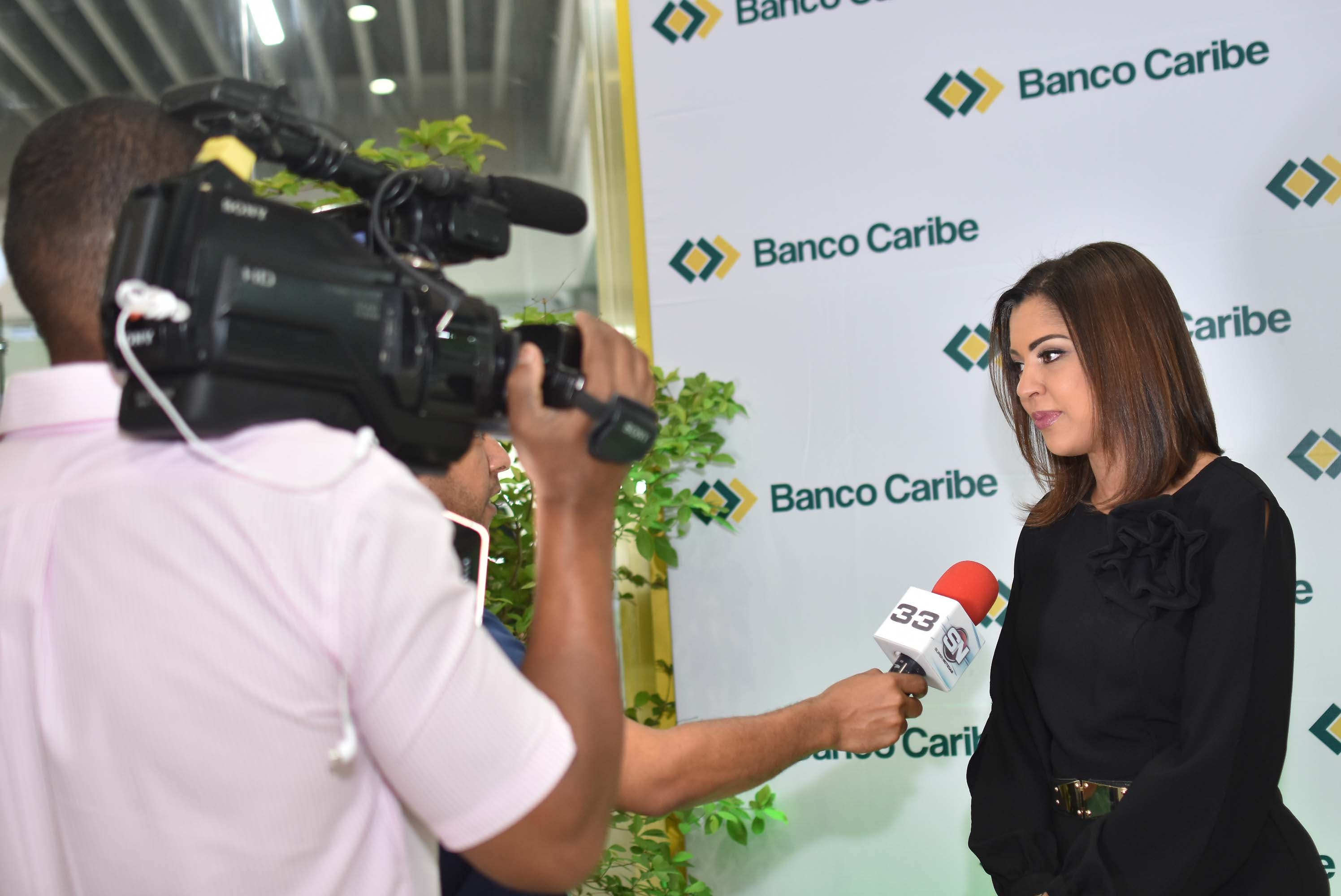 Banco Caribe incrementa más 30% cartera de crédito en Santo Domingo Oeste
