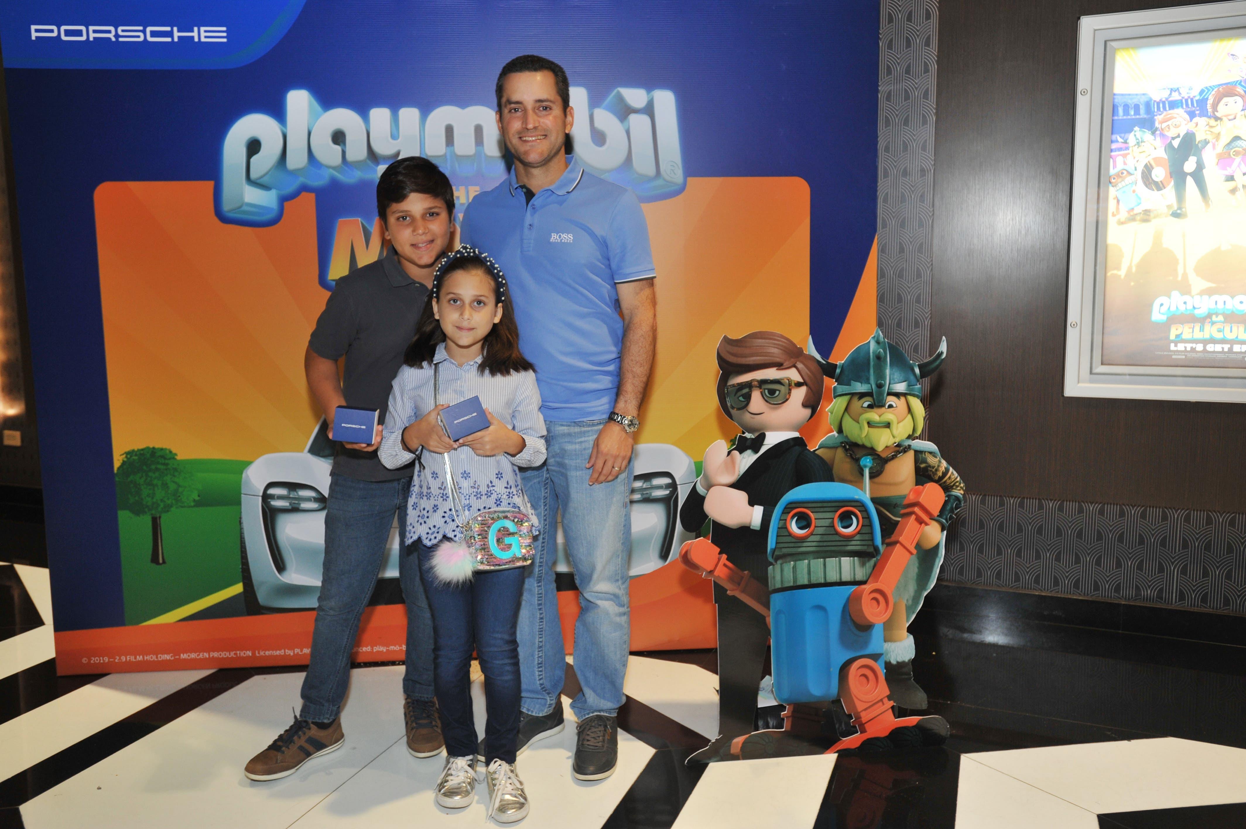 La película Playmobil llega a República Dominicana