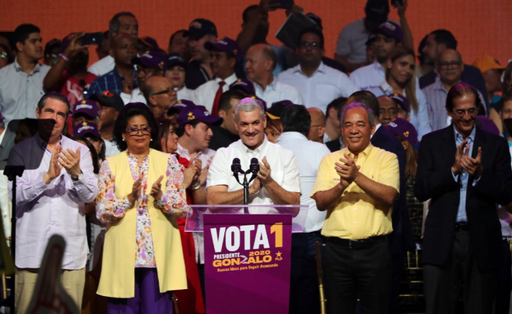 Gonzalo Castillo: «Esta elección se trata de decidir entre la retórica o el cambio por las nuevas ideas»
