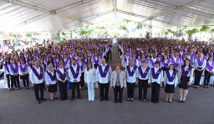 Minerd-IsfoISFODOSU gradúan 1,026 nuevos profesionales de la educación