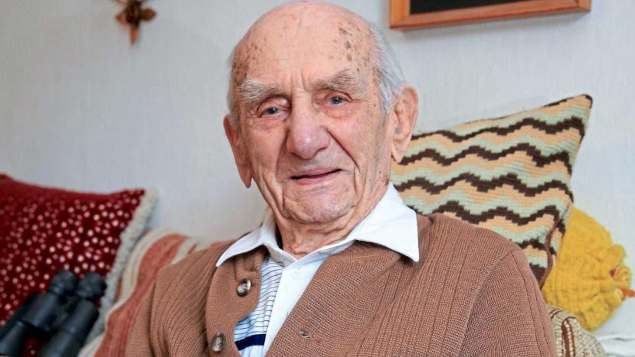 Muere a los 114 años Gustav Gernethe, el hombre más viejo del mundo