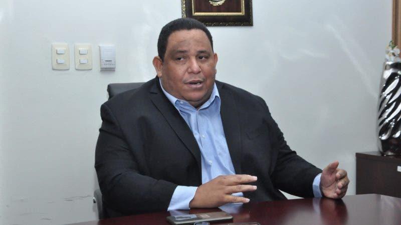 Entrevista al Alcalde de Azua, Rafael Hidalgo, sobre su gestión. Hoy/Arlenis Castillo.