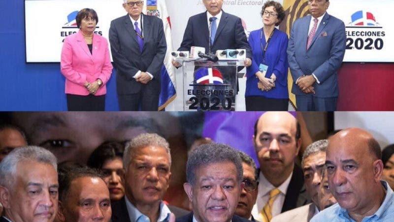 La denuncia de fraude electoral en las primarias abiertas del Partido de la Liberación Dominicana (PLD), que ha hecho el expresidente Leonel Fernández, a la sazón precandidato presidencial en ese proceso, ha colocado una presión extraordinaria sobre la Junta Central Electoral, JCE, entidad que organizó los comicios.