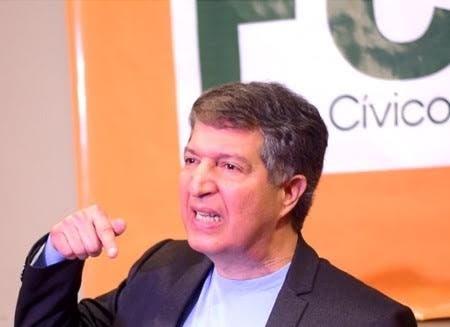 Frente Cívico y Social llama al pueblo a actuar antes de que se caiga en el abismo