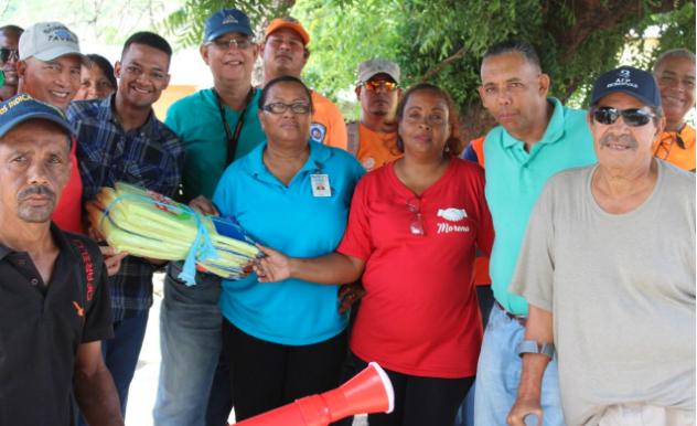 Realizan jornada de fumigación y eliminación de criaderos de mosquitosen Baní