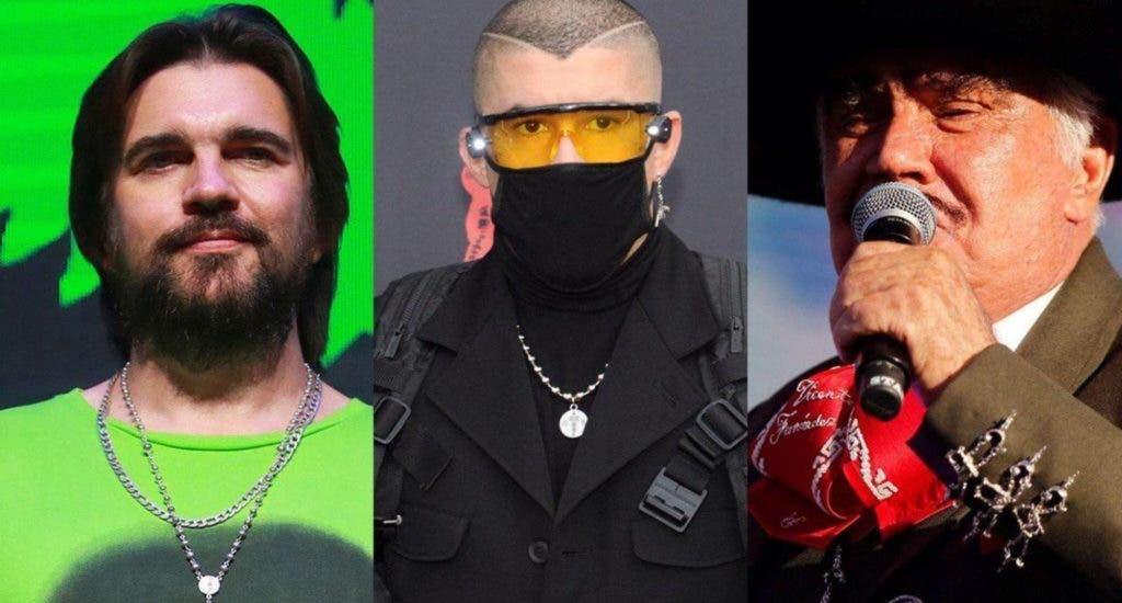 Bad Bunny, Juanes, Cara y Yatra actuarán en los Latin Grammy
