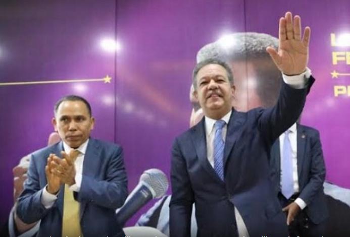 Si Leonel se va del PLD y se lanza como candidato presidencial ¿Creerá en resultados de la JCE?