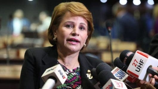Lucia Medina llama a defender progreso con el voto