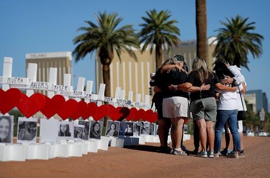 Casino compensará con 735 millones a las víctimas del tiroteo de Las Vegas