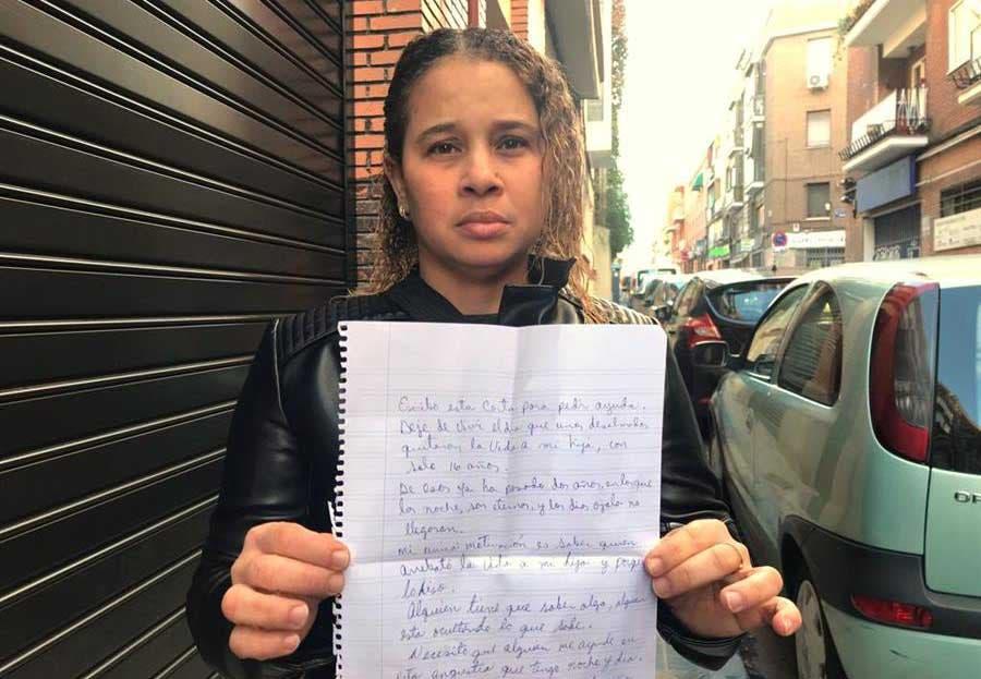 """Madre de dominicana:  """"No voy a descansar hasta que sepa quién mató a mi hija. La dejé en mi casa, donde nunca pensé que le ocurriría nada"""""""