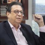 Rector de la UNPHU, Miguel Fiallo Calderón.