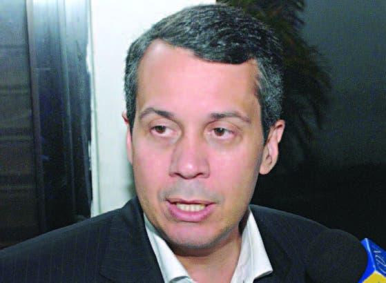 Orlando Jorge  Mera, delegado político ante la JCE.