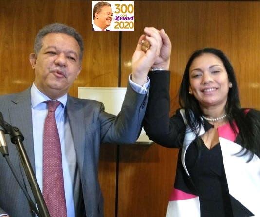 Ratifican en NY apoyo incondicional a Leonel