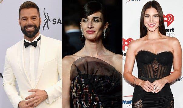 Ricky Martin, Paz Vega y Roselyn Sánchez presentarán los Latin Grammy