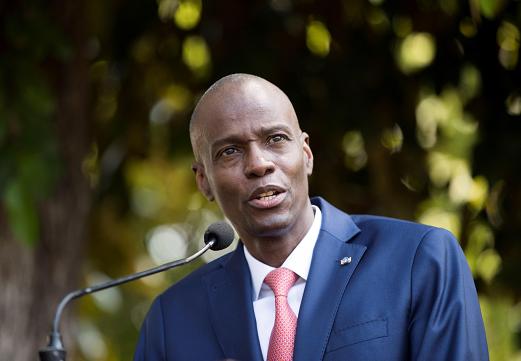 Haití - Miles de haitianos protestan al gripo de ¡Abajo Jovenel!