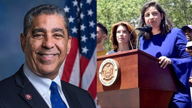 Seleccionan en NY a Espaillat y Fernández como hispano del año 2019