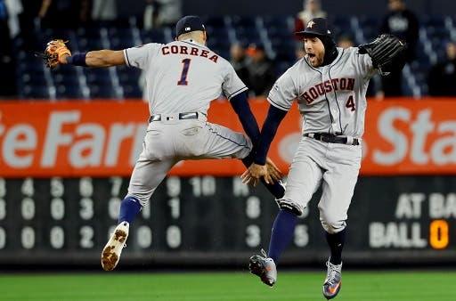 El poder de los Astros les acerca a otra Serie Mundial