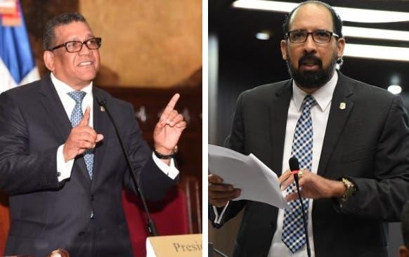 Henry Merán y Rubén Maldonado