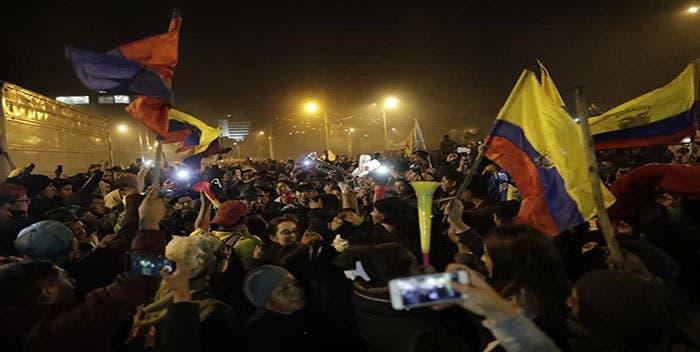Sigue huelga en Ecuador