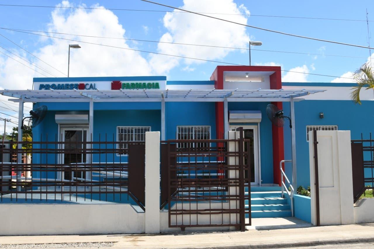 Promese/Cal inaugura moderna Farmacia del Pueblo en Ciudad de la Salud