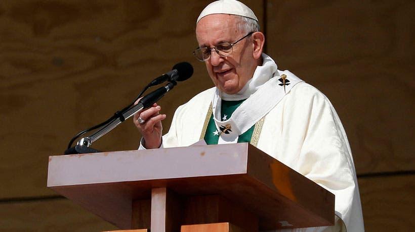 Lo que pide el papa Francisco tras manifestaciones violentas en Chile