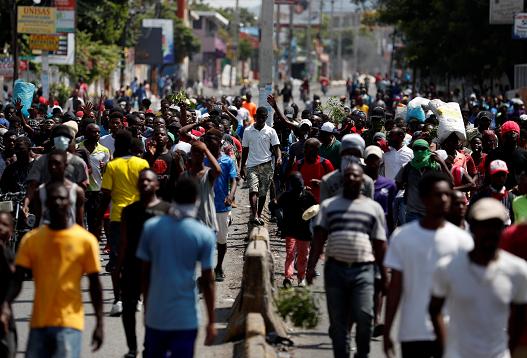 Gobierno de Haití sube cerca de un 20 por ciento al salario mínimo en plena crisis económica y política