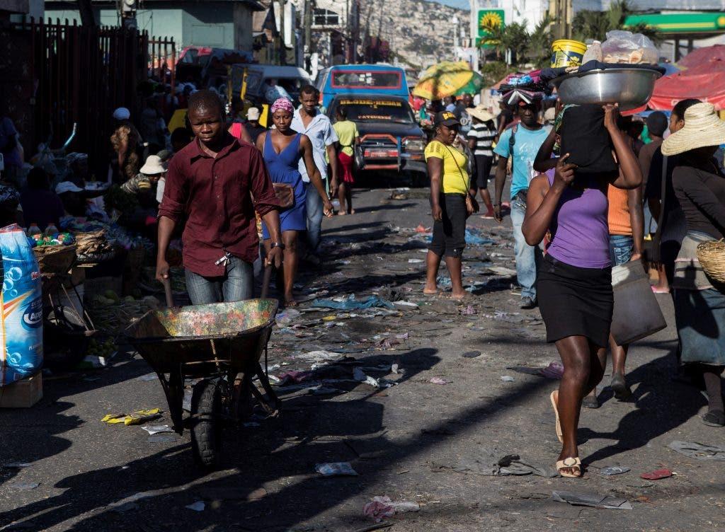Protestas causan caos económico en Haití